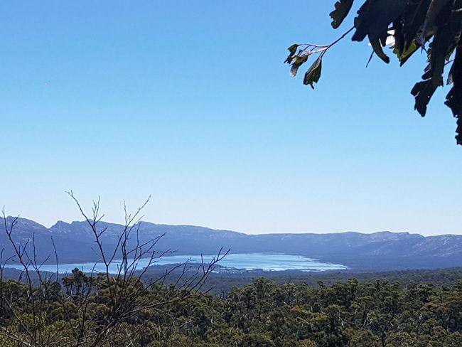 Beautiful Nature Beautiful Day Mackenzie Falls Grampian National Park Grampians Sky Blue Tree Clear Sky Beauty In Nature Landscape The Great Outdoors - 2017 EyeEm Awards