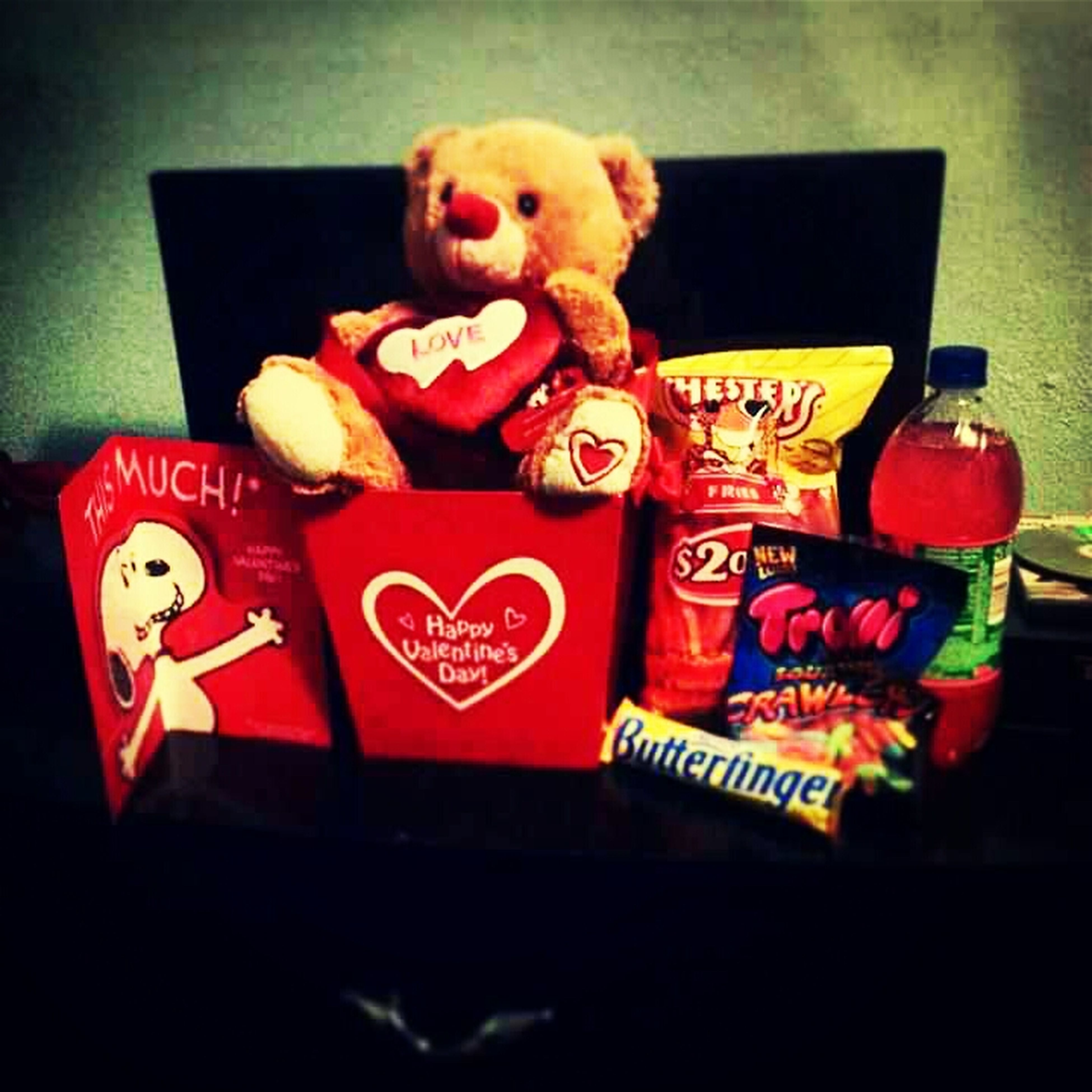 What I Gave My Baee On Valentine's Day ^.^ ♡♥