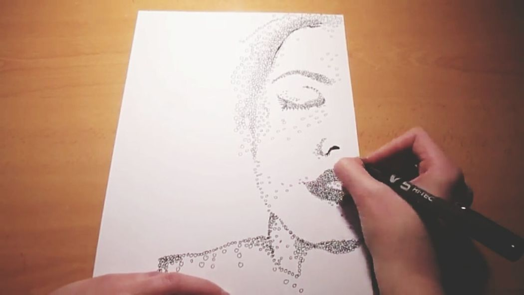 You want to see how it's done? Enter in Youtbe and search Nagotfind Followme Nagotfind Art Drawing Youtube New Videos On My Channel NEW VIDEO