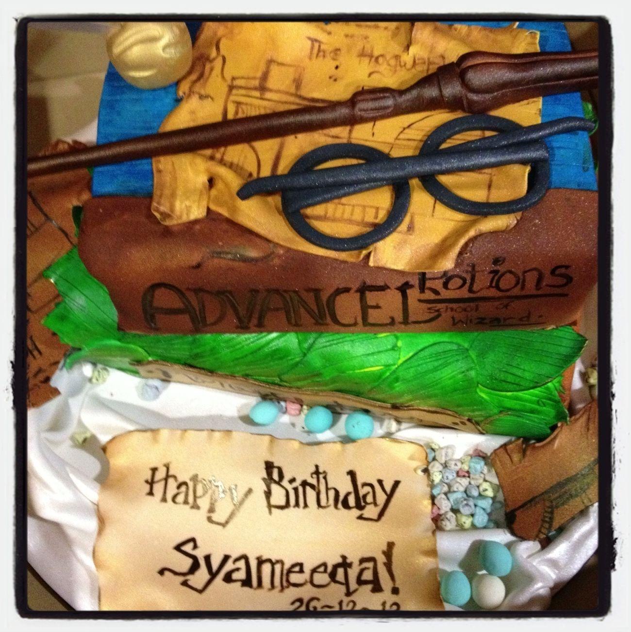 Syameeqa's Birthday