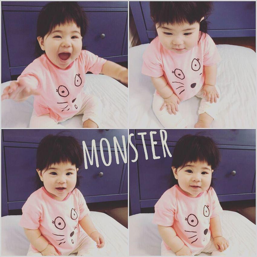 minimonster Kagoshima-shi Baby 8months Zarababy