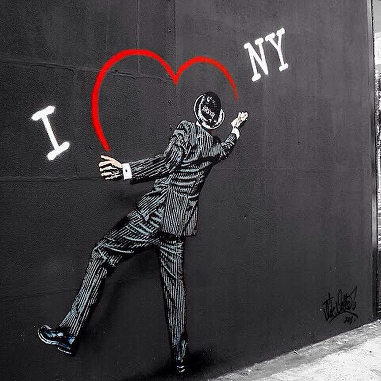 Nickwalker Nick Walker Graffiti Graffiti Art NYC Photography NYC New York Iloveny Manhattan Street Art
