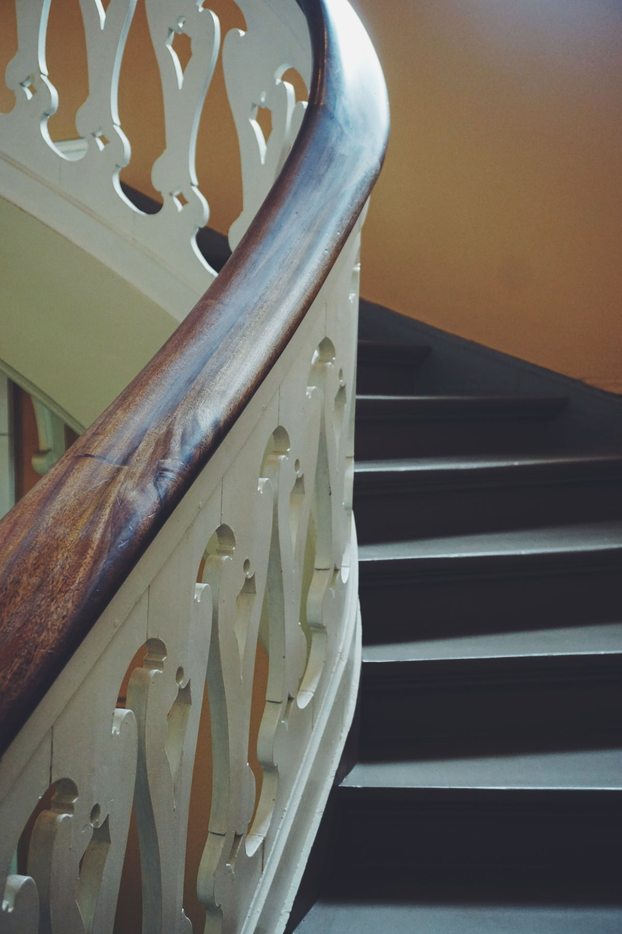 Staircase Close-up Day Indoors  Interior Interior Design Interior Style No People Old Old Buildings Old House Stair Staircase Stairs Stairways Step Steps Steps And Staircase Steps And Staircases