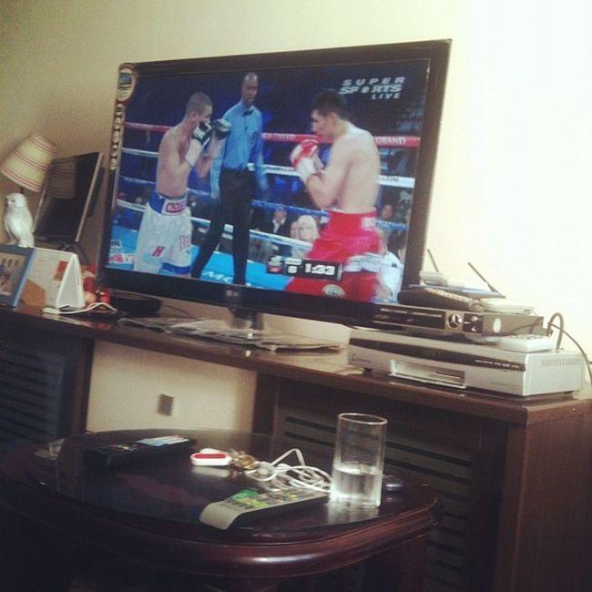 Sunday Boxing!