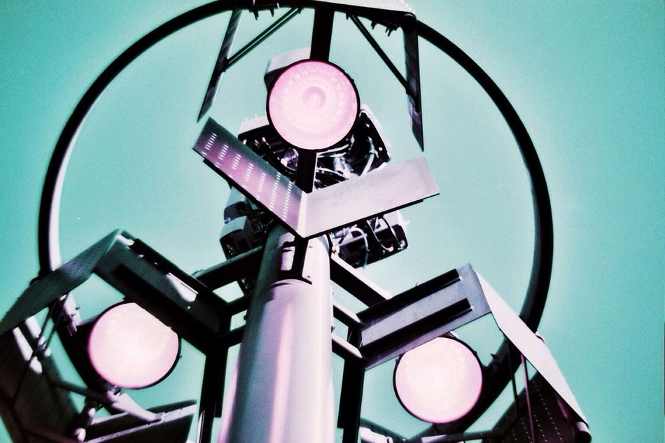 Street Photography Street Lamp Glen Park 35mm Film