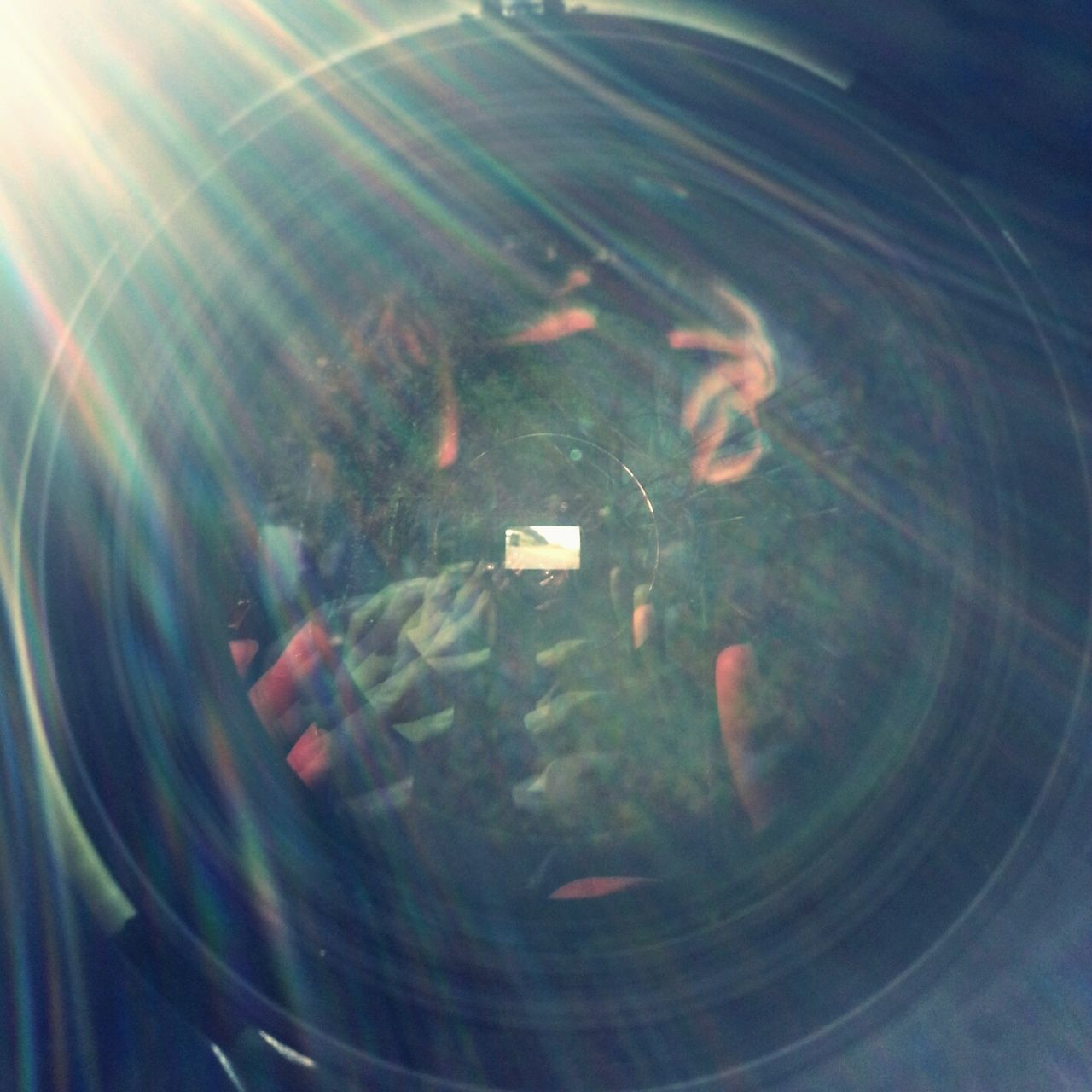 Lens Flare Len Camera Lens Circle Flare Light Photographer Reflection Mirror Mirror Lens