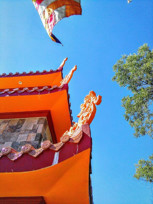 Buddhist Temple Cultural Center Building Exterior Architecture Photography Architecture My Photography This Week On Eyeem Taking Photos ❤ Sacramento, California Showcase July