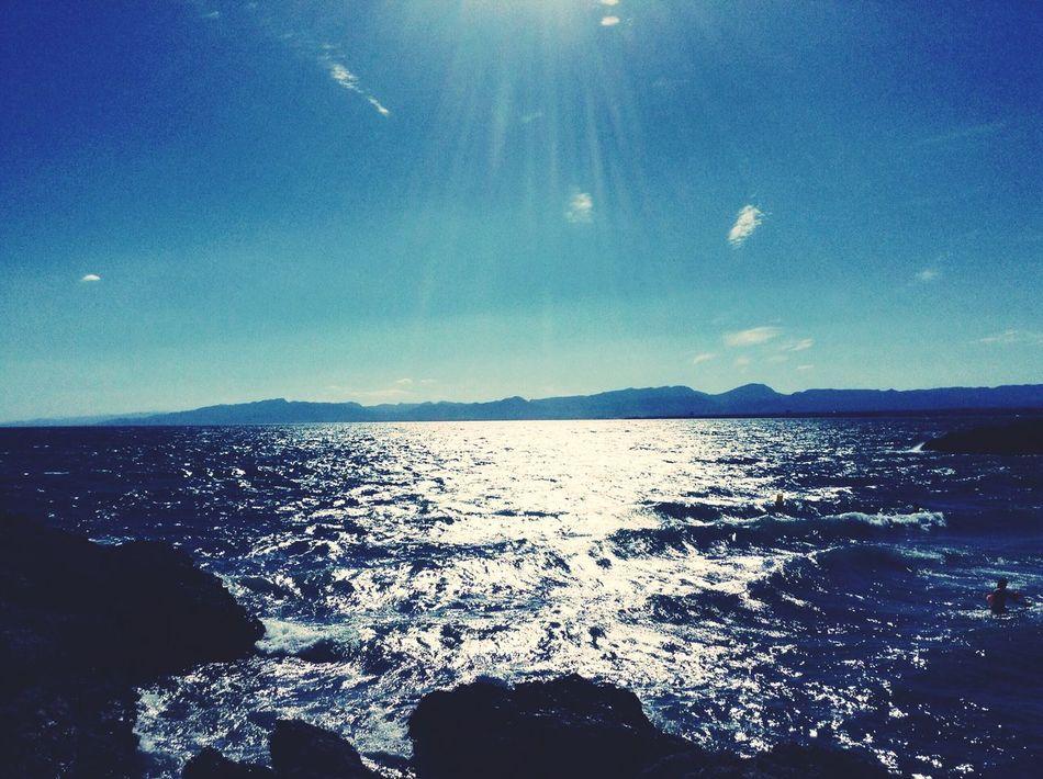 Lovely SPAIN Sea And Sky