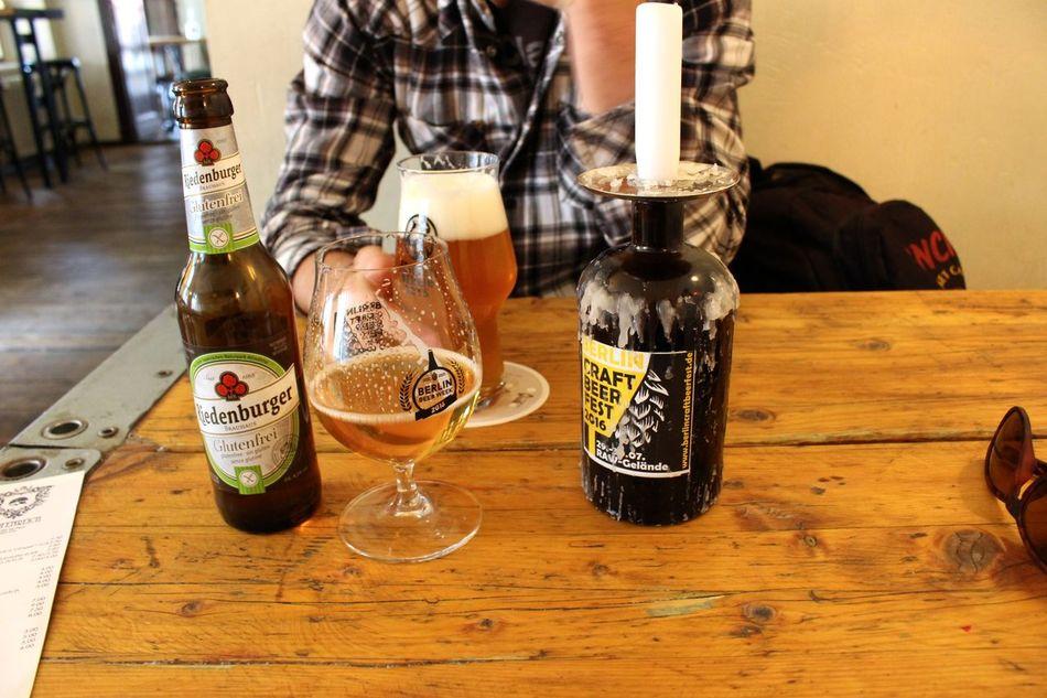 Beer O'clock Beers Beertime Berlinlover Glutenfreebeer Glutenfrei Morgana Nofilter Two Is Better Than One