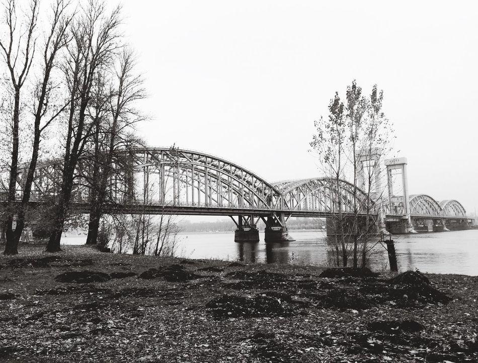 Vnezapno Spb Saint Petersburg SaintP Spb_live Bridges Russia Black&white