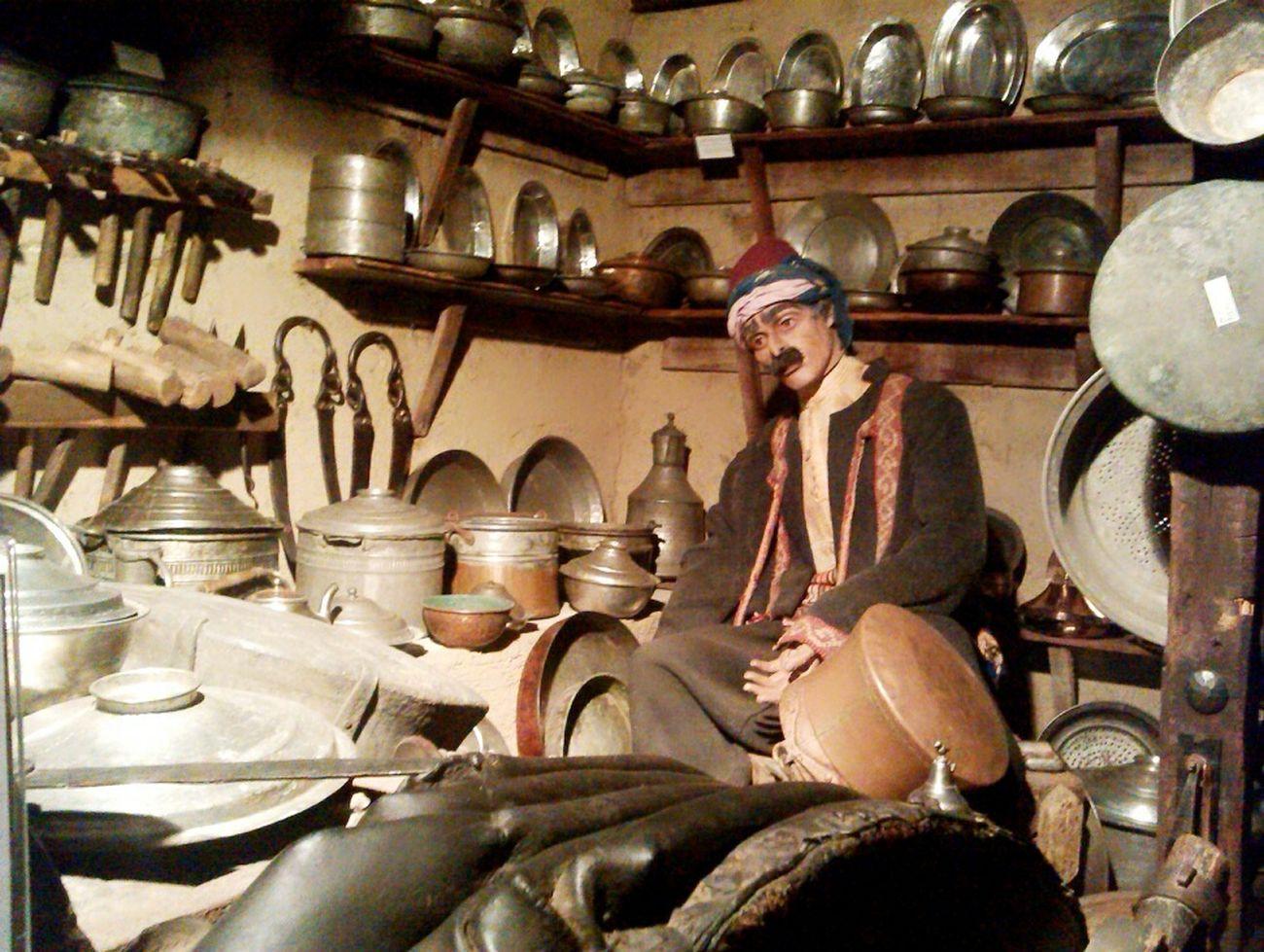 Bursa Kent Müzesinde