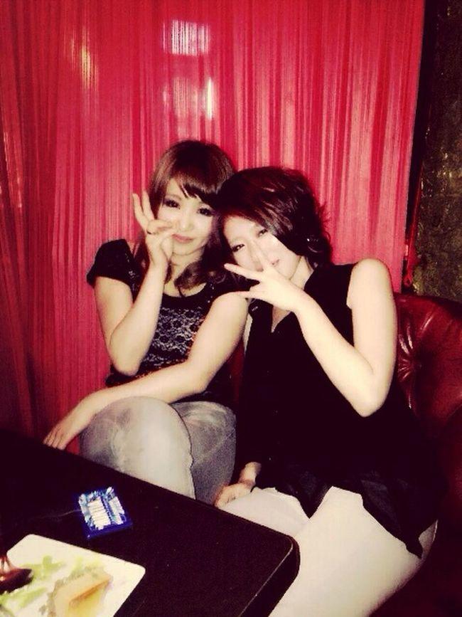 なかよし❤️ Friends Drinking Friend Love