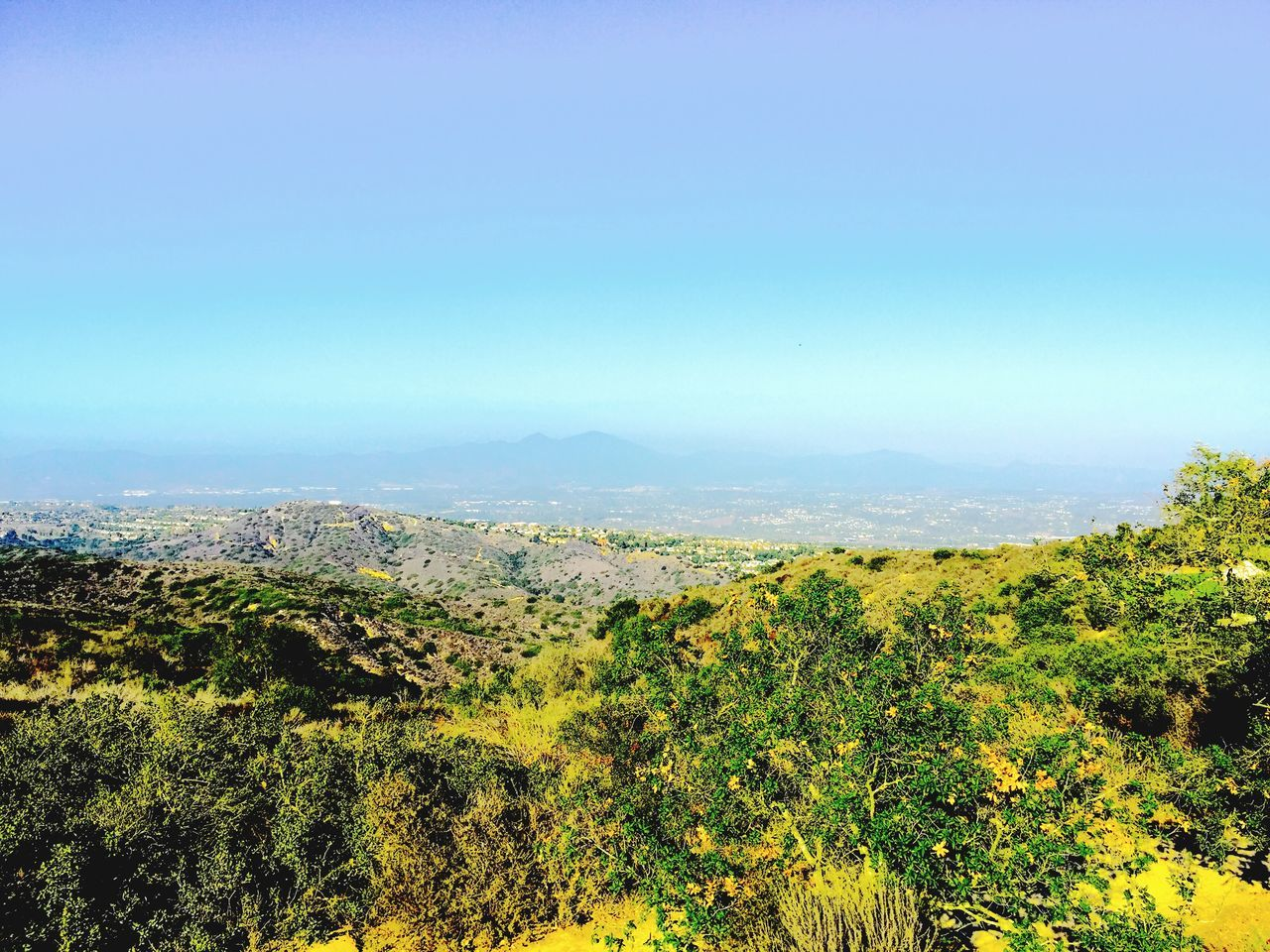 Top Of The World So Cal Cali Life Hiking IPhone Photography