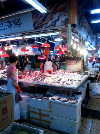 Wet Market Hang Hau