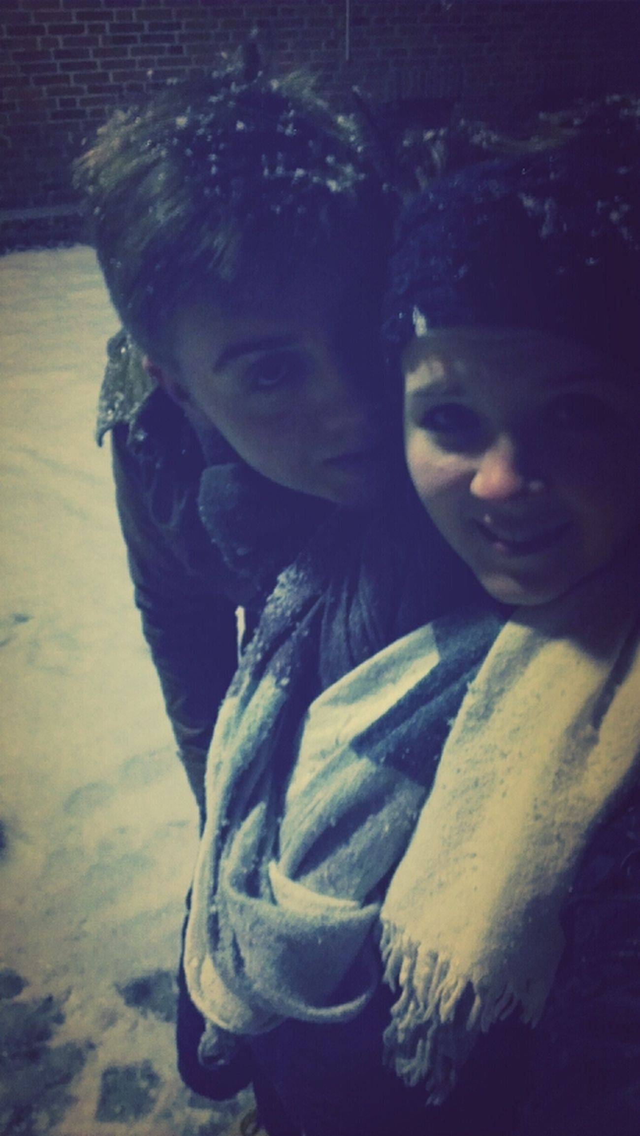 Snow Love Boyfriend
