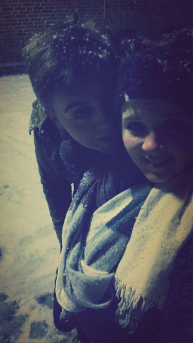 Snow Love Boyfriend