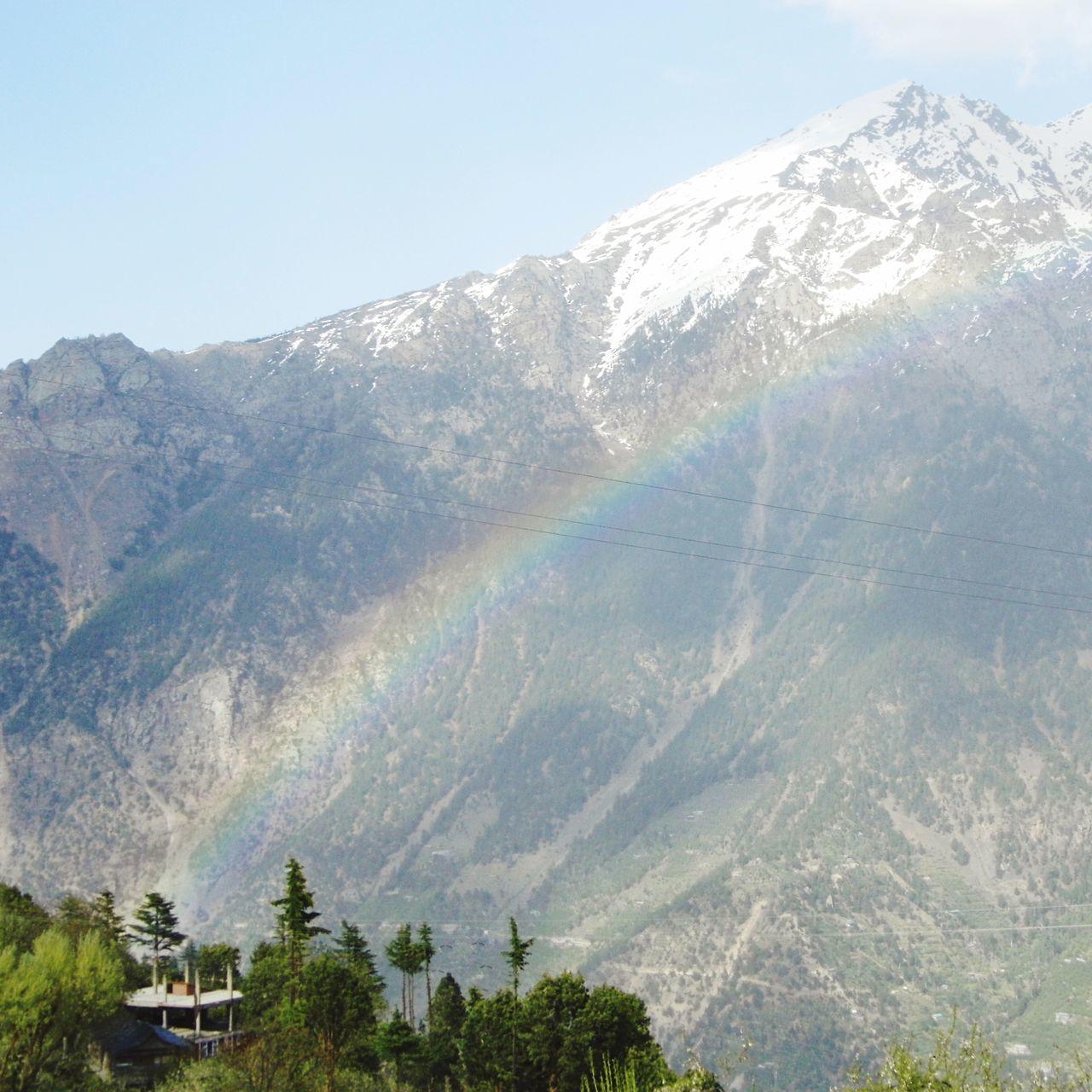 Beautiful stock photos of regenbogen, Beauty In Nature, Day, Idyllic, Mountain
