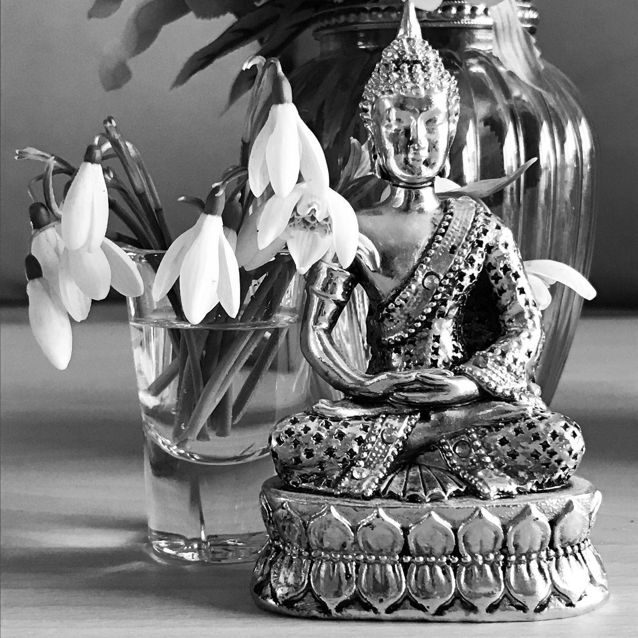 indoors, no people, vase, flower, close-up, food, freshness, day