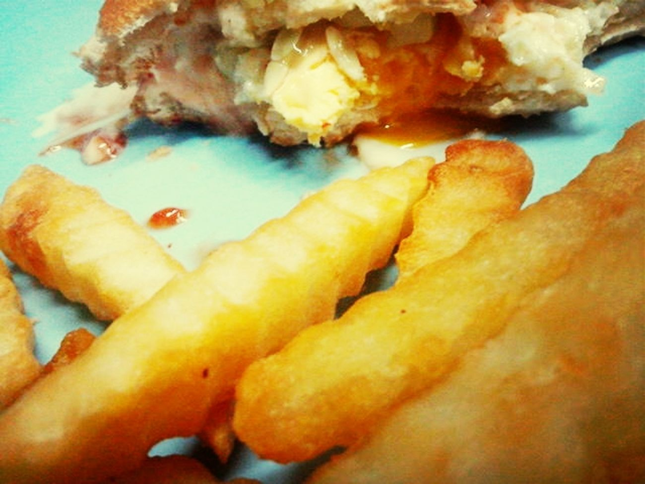 happy breakfast... Fish And Chips Todayhotlook Hanging Out Breakfast