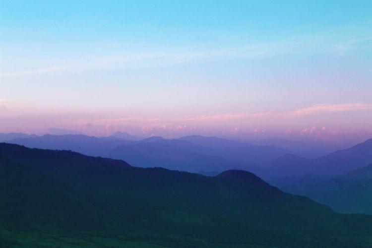 Vanishing Point Heaven ?☁️✨ Hello World Landscape Heaven