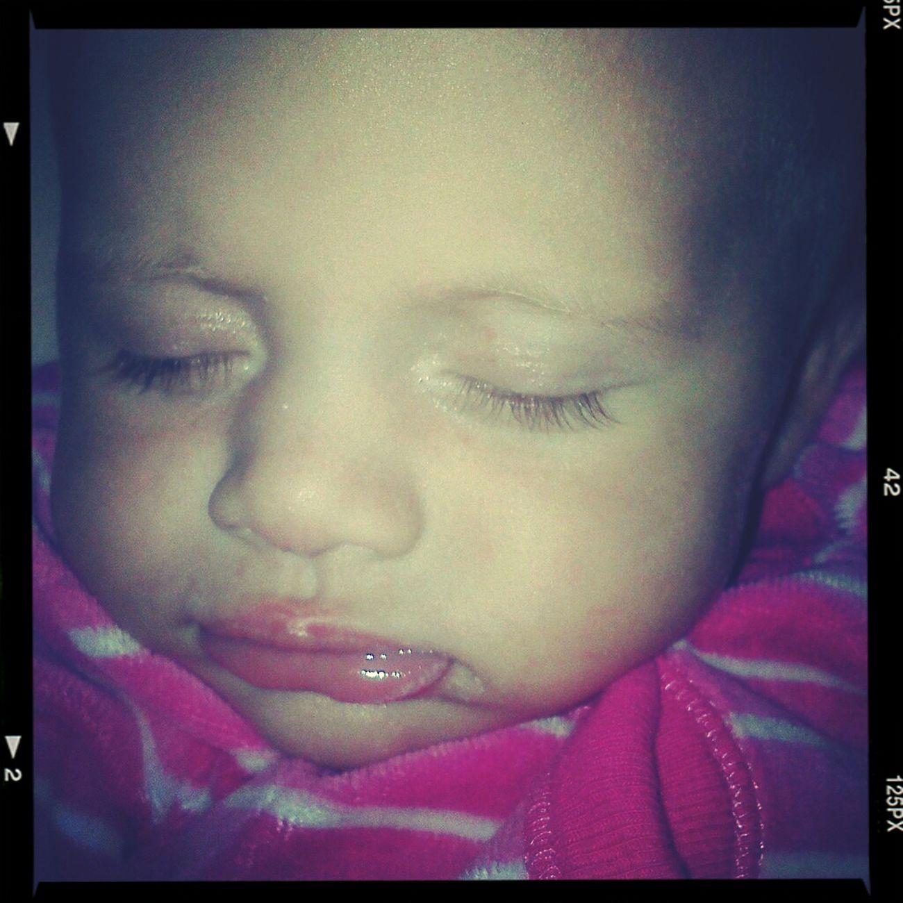 beauty sleep Sleeping Cute♡ My Baby Photo My Baby