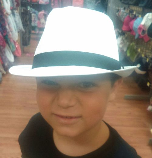 Check Out My Hat World...
