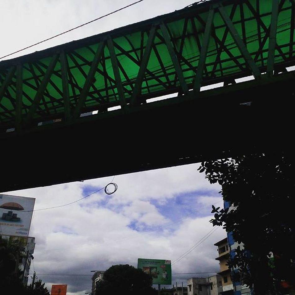 Today Vscocam Footoverbridge Dhaka Dhakagram