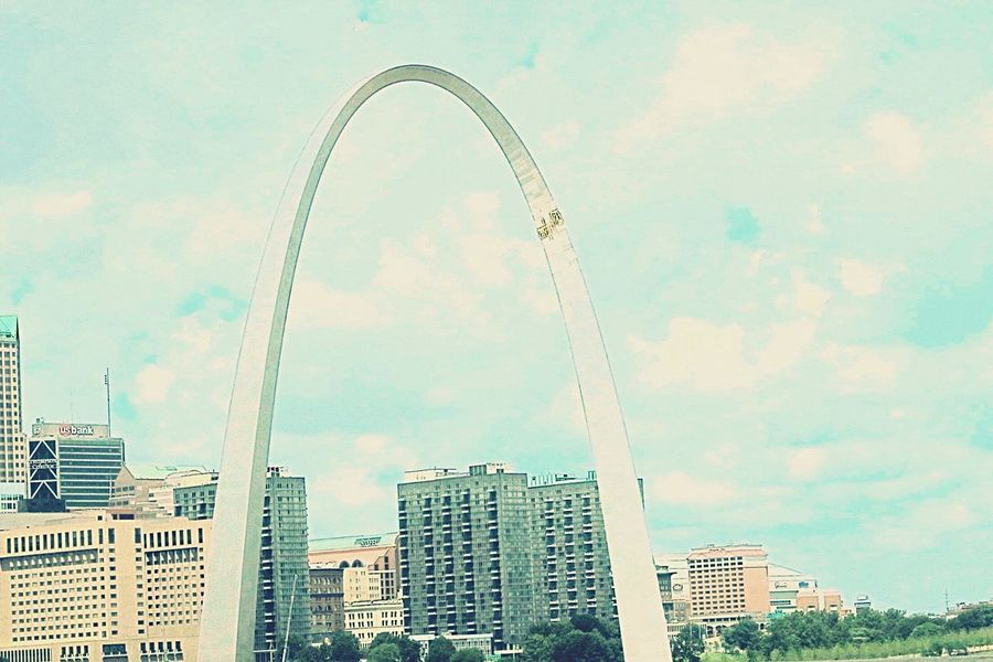 Arch Gatewayarch Stlouis Stlouismissouri Missouri Fun Buldings Buldings And Trees Bluesky Art Drawingphotography Canon Canonphotography Canon PowerShot G7X CanonpowershotG7X Canonpowershot