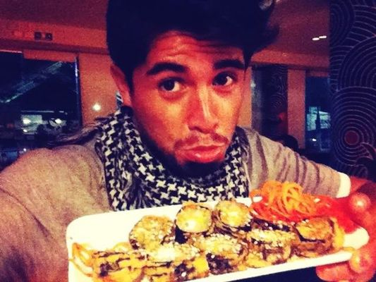 Sushi by Mr. Cruz Johans