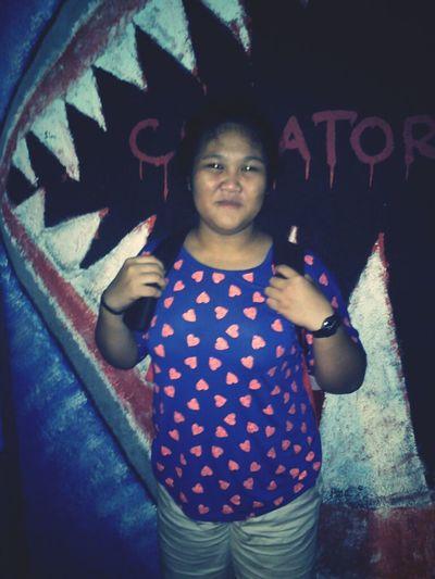Shark Ate Me!