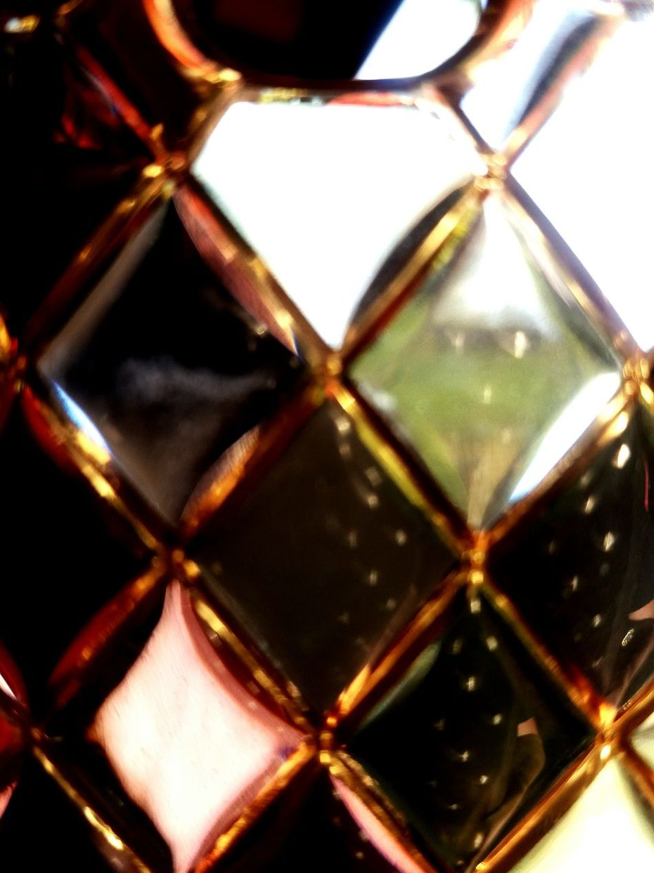 Check This Out Object Golden Lights Something Something Simple What Nothingisordinary_Triangles