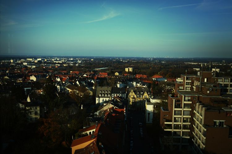 My Trip In Germany Darmstadt Visiting Beautiful View ?
