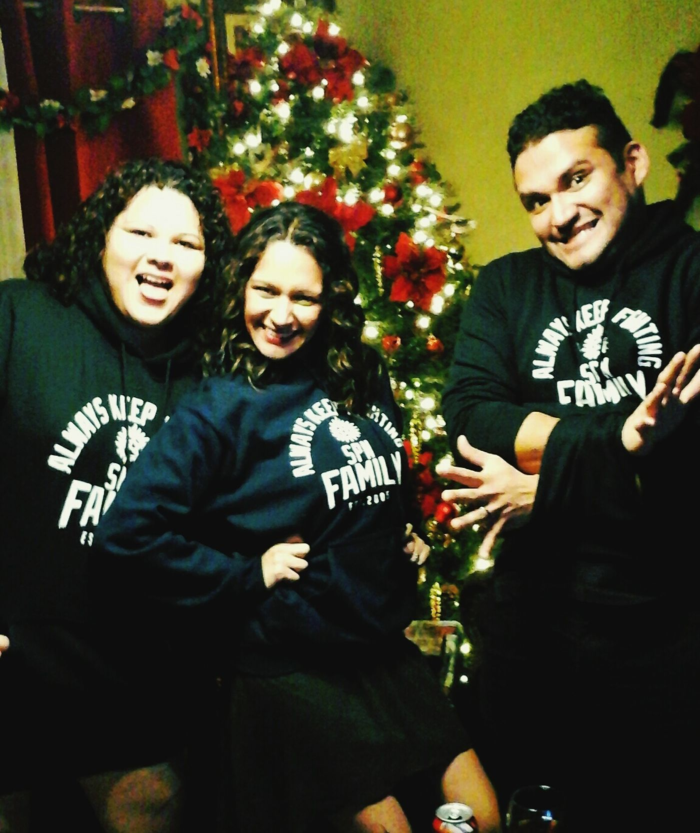 Not only are they my friends but my siblings, this picture may not be as creative as some but they show how fun we are together. We are wearing Always Keep Fighting sweatershirts this means that I had a struggle with my inner demons but with them I survived. Even if I didn't want to keep fighting they kept fighting for me. I love them with all my heart and I am eternity grateful that I am their sister 💗 THESE Are My Friends Hanging Out EyeEm Best Shots Bestfriends Sibling Love Always Keep Fighting Always Keep Smiling