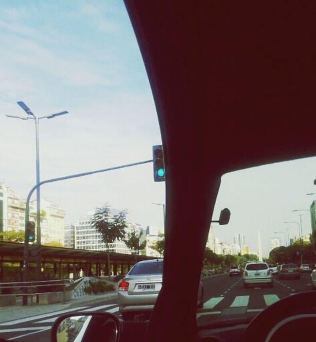 Hello worlddddd Taking Photos Buenos Aires Travel Car