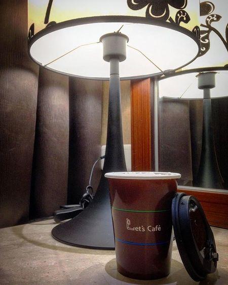 03/21/2016 Latenightcoffee Citycafe Familymart Caramelhazelnutlatte Chiayi 嘉義 台灣 Taiwan