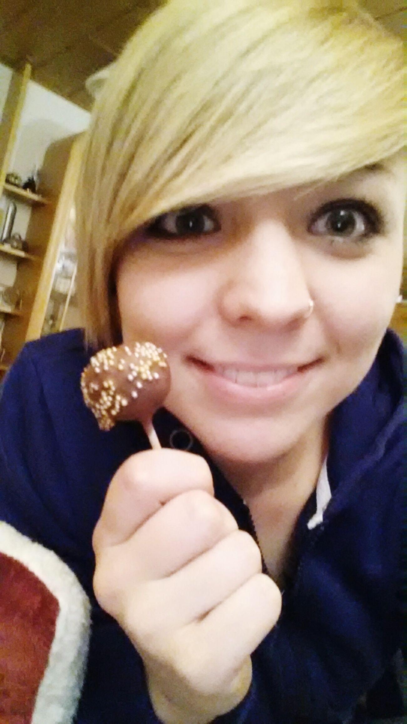 Es sind einfach die kleinen Dinge im Leben die mich Glücklich machen. ?♡ Cake Pops