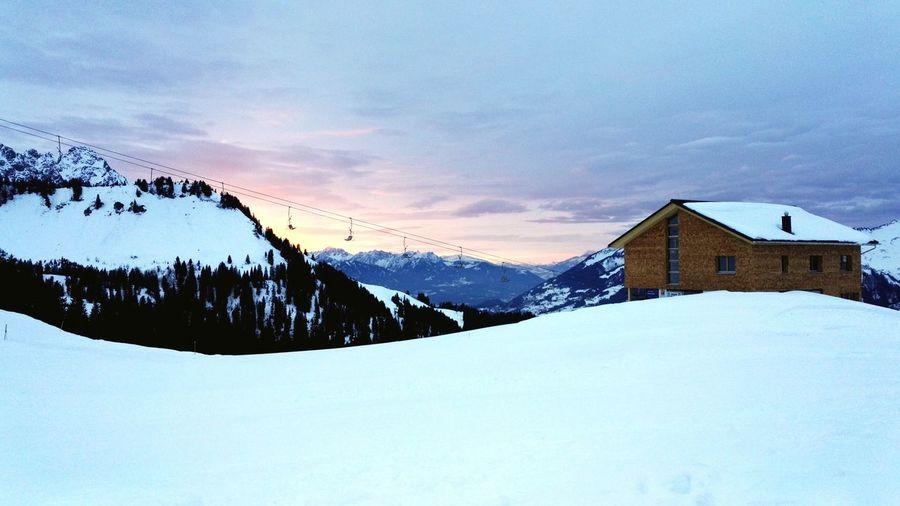 Winter Wonderland. Snow ❄ Snowboarding ❤ Holidays ☀ FirstEyeEmPic First Eyeem Photo Feel The Journey