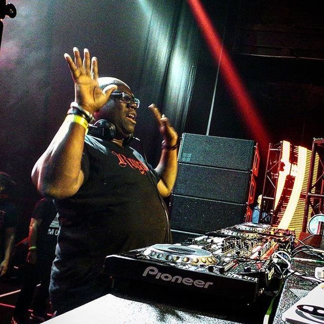 Oh yes! Oh yes!!! Throwbackthursday  to Carlcox pounding out the beats at the Digitaldreams After Party in Sound Academy, Toronto in June 2015