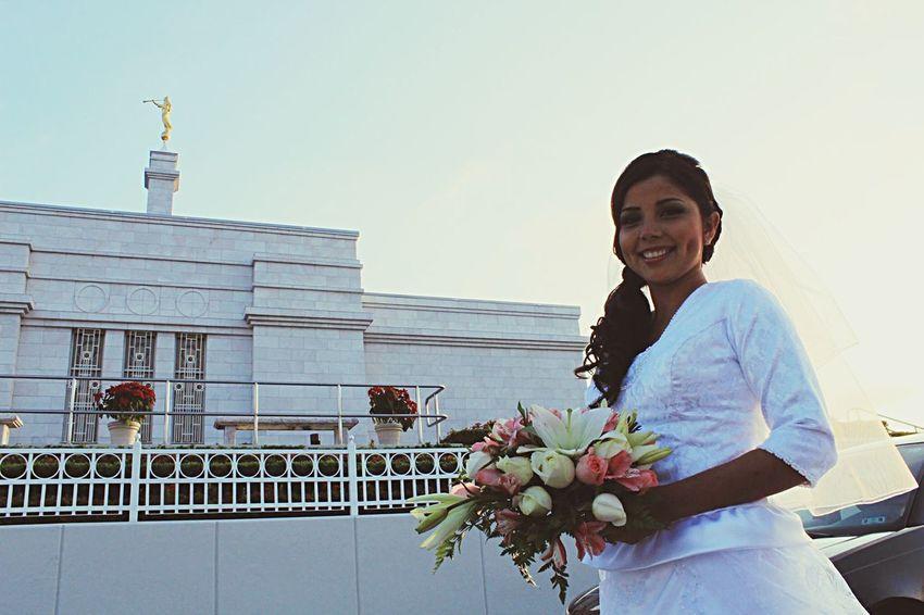 Wedding Girl Wife Lds Temples Lds Love Portrait