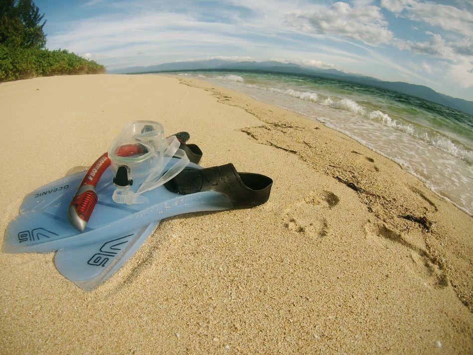 The KIOMI Collection Beachday Snorkeling Nabire Papuabarat INDONESIA Seasunsand Beachtime