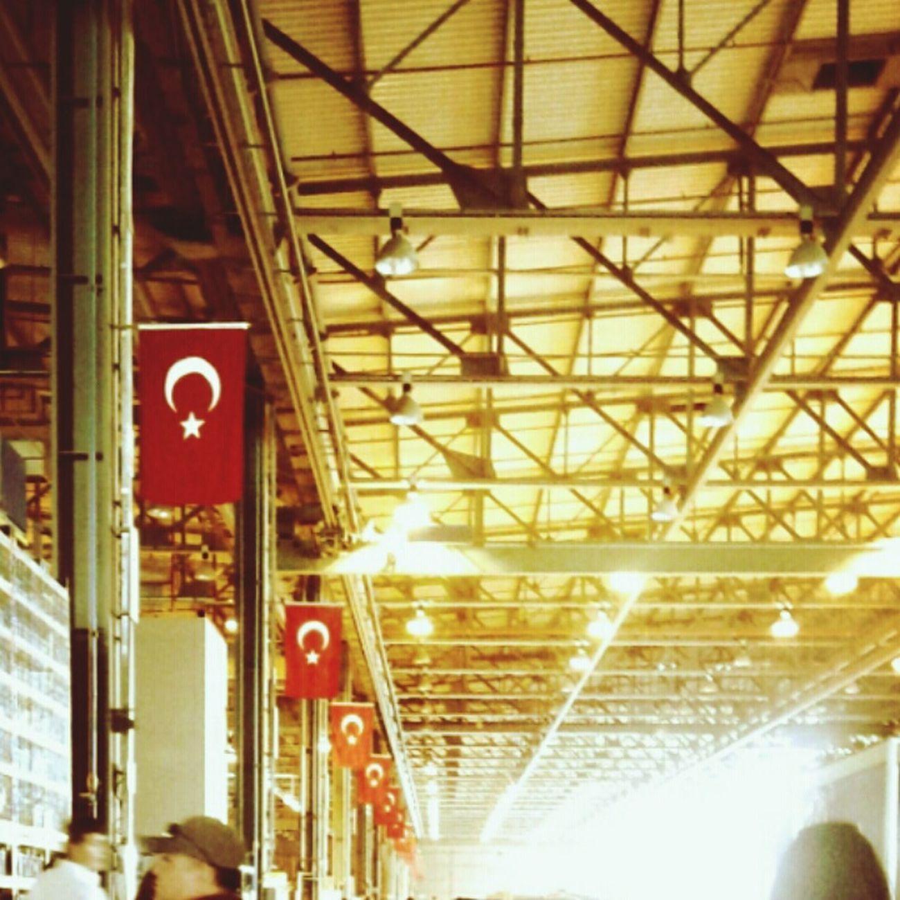 Albayrak Türk Bayrağı Vatanaşkı Red