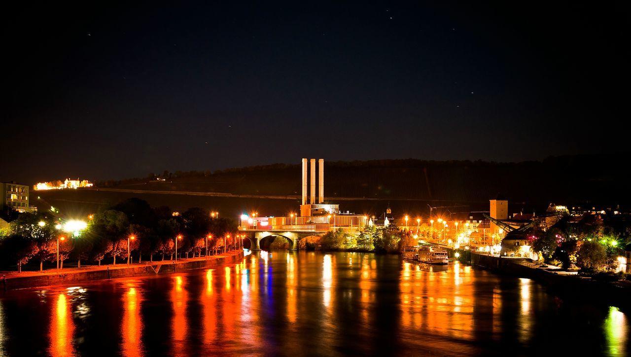 Nightlife Bestcityintheworld Germany Night Night Lights Würzburg Nikon D300 Nightphotography Main