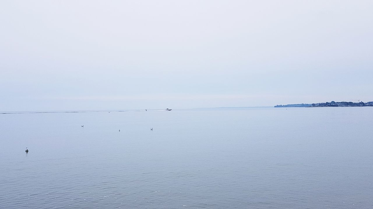 Tranquility Tranquil Scene Sea Landscape Scenics Beauty In Nature Outdoors Beach Awe Water No People Day Nature Sky Horizon Over Water Motorboat