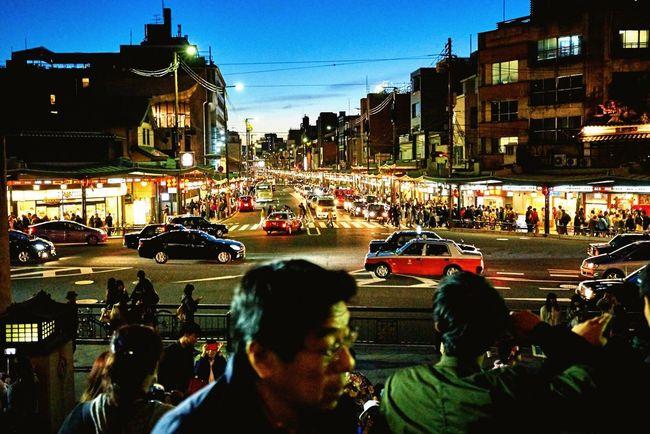 Japan Kyoto Sony A7RII 八坂神社 四条通 Cities At Night