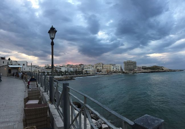 Water Vieste Puglia Adapted To The City
