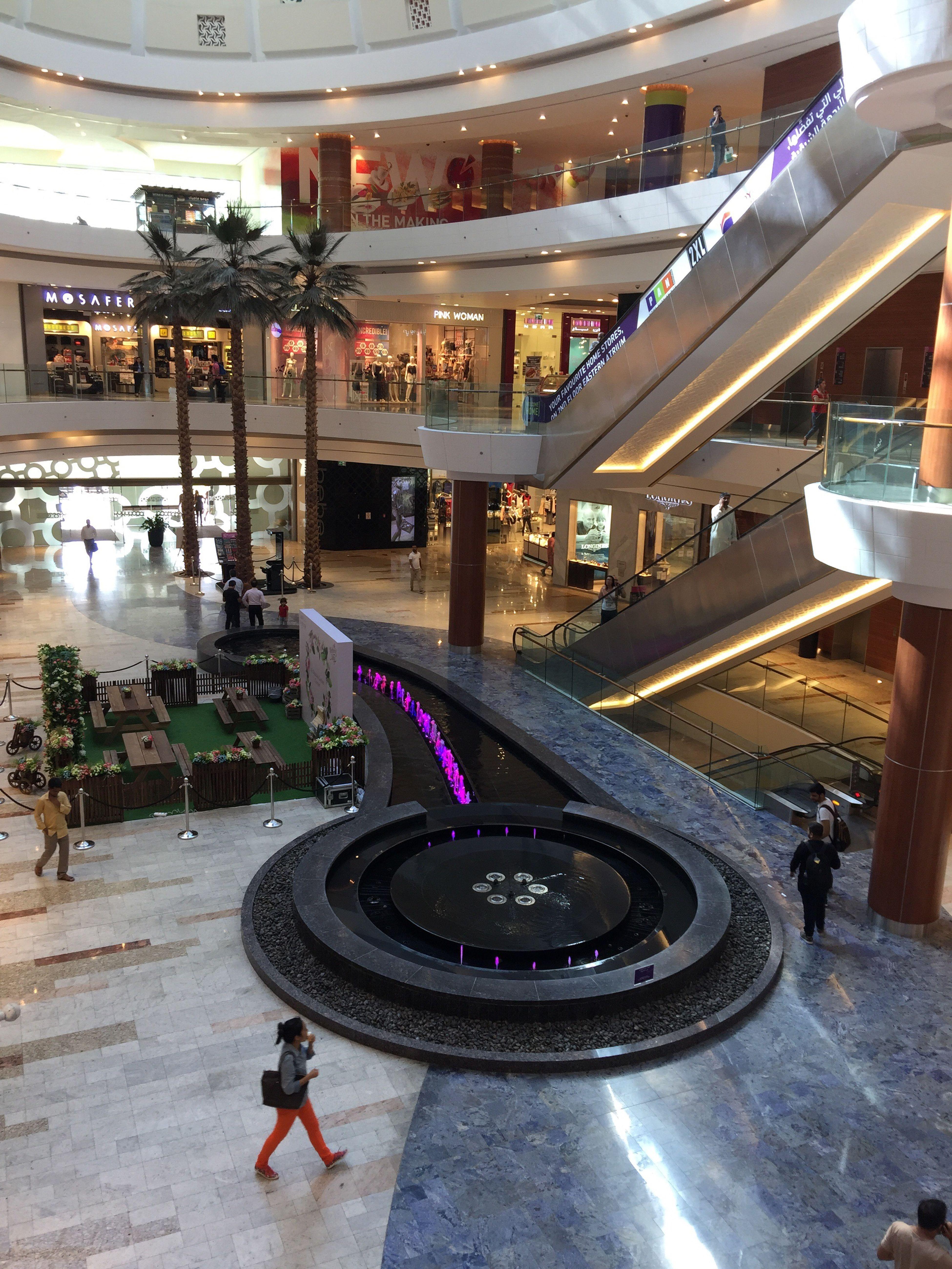Dubai Alguraircenter Mall Indoors  Architecture EyeEmNewHere Built Structure
