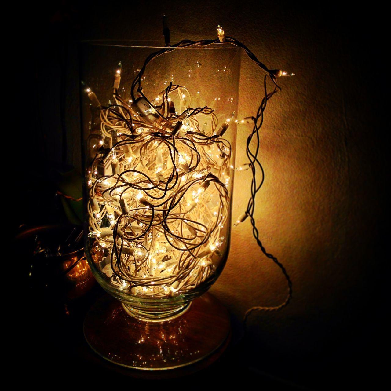 illuminated, decoration, lighting equipment, christmas, indoors, christmas decoration, close-up, no people, celebration, table, electricity, christmas ornament, night, hanging