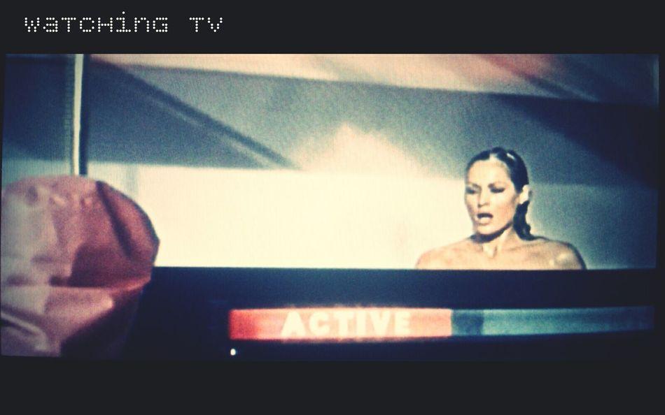watching tv Watching Tv James Bond Honey Ryder Radioactive
