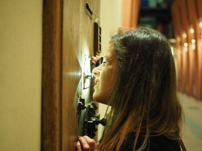 Curyosity Florence Italy Secrets Prisons Peephole Peeping Old Door Inside Things
