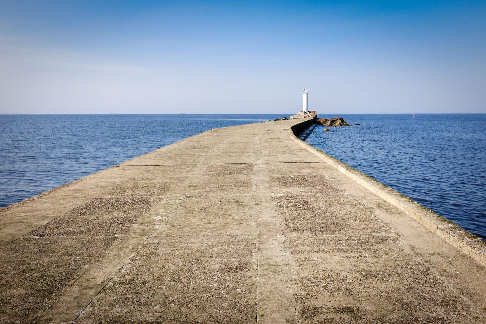 Landscape Sea Lighthouse Piere EyeEm Best Shots
